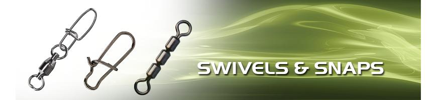 SWIVELS w/ SNAP