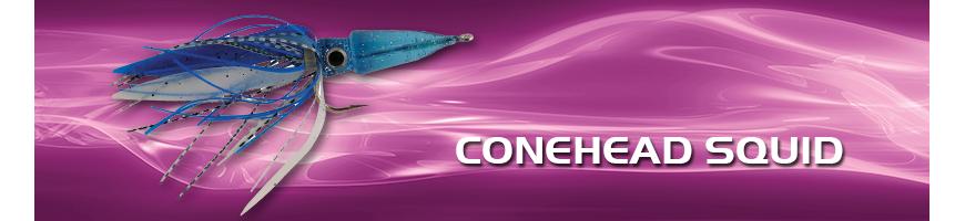 CONEHEAD SQUID