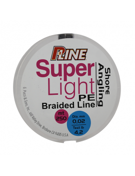 P-LINE 250 MT SUPER LIGHT PE