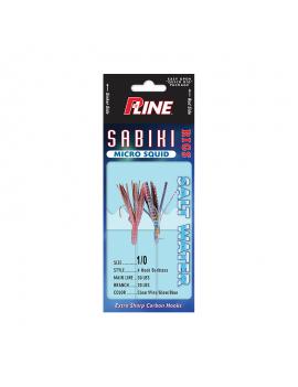 P-LINE 1/0 MICRO SQUID SABIKIS