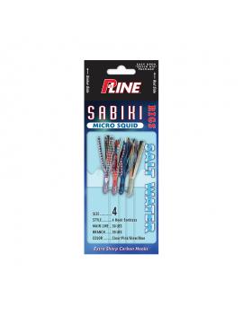 P-LINE 4 MICRO SQUID SABIKIS